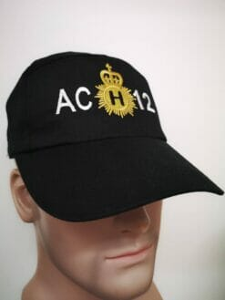 Line Of Duty AC-12 Novelty Embroidered Police Cap