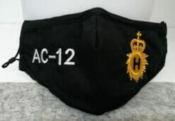 Line Of Duty AC-12 Novelty Embroidered Police Mask